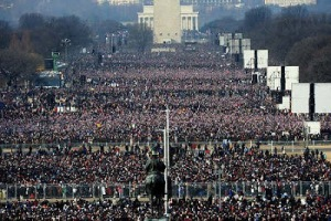 """Thousands"" gather for the 2013 March For Life*"